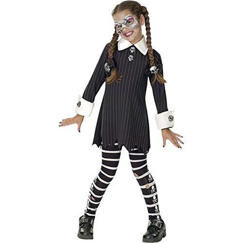 Zombie Chick Child Large Costume