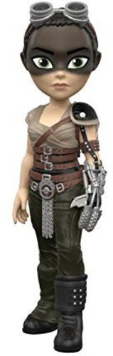 Funko Rock Candy Mad Max Fury Road Furiosa Collectible Figure 28039 Accessory Toys /& Games