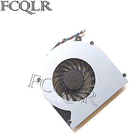 FCQLR Laptop Fan Compatible for Toshiba Satellite C55t-A5222 CPU Fan 4pin
