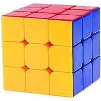 Samtroh 3X3X3 Speed Cube - Multi Color