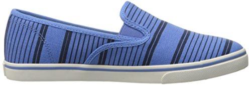 Lauren Av Ralph Kvinna Lauren Janis-sk-v Mode Sneaker Blå / Navy