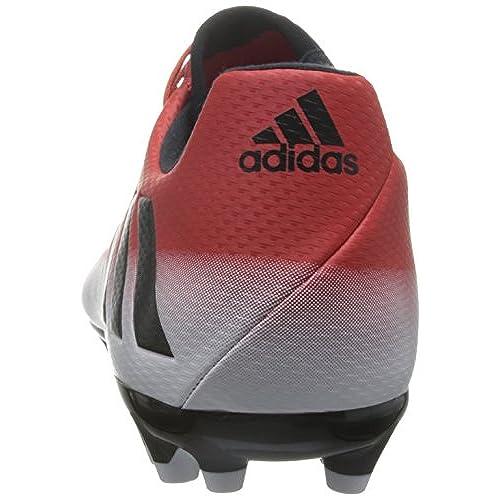 quality design c71a6 e5adc 80% de descuento adidas Messi 16.3 Ag, Botas De Fútbol para Hombre, Rojo
