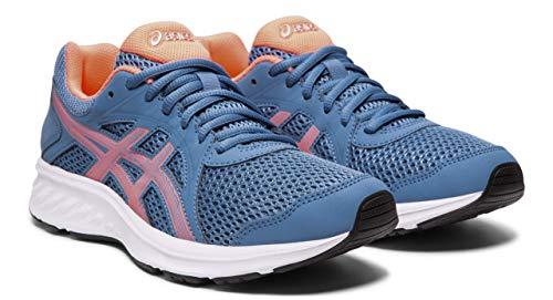ASICS Jolt 2 Women's Running Shoes, Grey Floss/Sun Coral, 8 M US ()