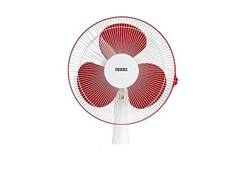 Usha Maxx Air 400mm Table Fan (Red)