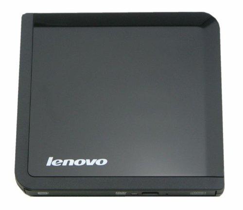 Lenovo Slim USB 2.0 External Portable DVD Burner ( 0A33988 )