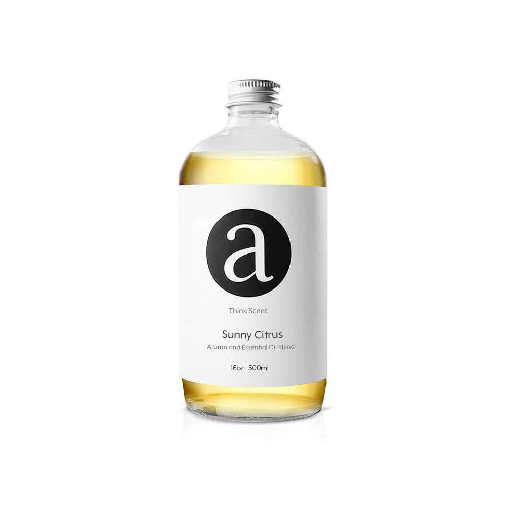 AromaTech Sunny Citrus Aroma Oil Scent Diffusers - 500 Milliliter