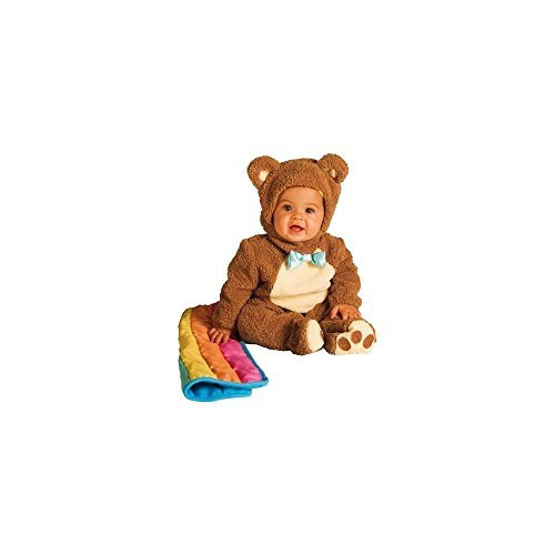 Teddy Bear Costume Baby (Oatmeal Bear Baby Infant Costume - Baby 12-18)