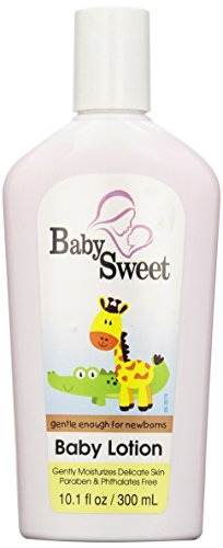 Baby Sweet Lotion, 10.1 Fl Oz