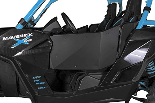 Half Doors for 2013-2018 Can-am Maverick and 2011-2019 Commander 2 door models by Dirt Specialties