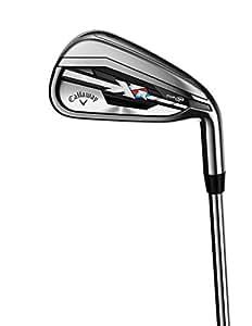 Callaway Golf Men's XR Irons Set, Regular Flex, Left Hand, Graphite, 4-PW, AW, Set of 8 Clubs