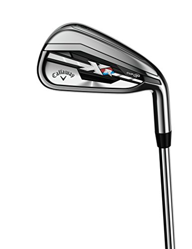 Callaway Men's XR Iron Set, Regular Flex, Right Hand, Steel, 4-PW (Pack...