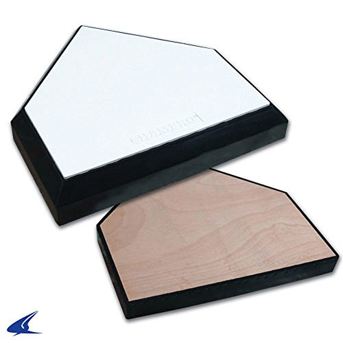 Champro In-Ground Home Plate with Wood Bottom PRO BASEBALL SOFTBALL by CHAMPRO