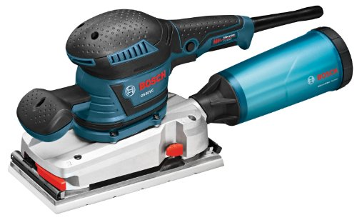 1/2-Sheet Orbital Finishing Sander with Vibration Control