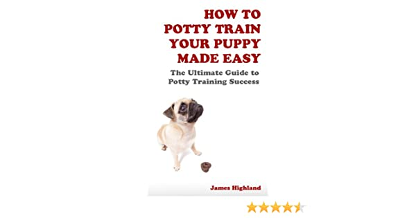 How To Potty Train Your Puppy Made Easy - The Ultimate Guide To Potty Training Success