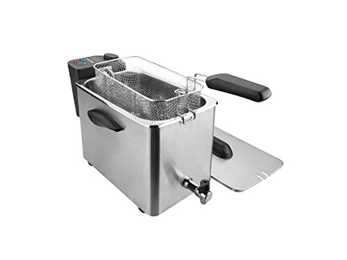 Lacor 4 Lts. Electric Deep Fryer 2500W. W/Fauc Lacor Menaje Profesional S.L. Lacor_69134