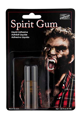 Mehron Makeup Spirit Gum (.125 oz)