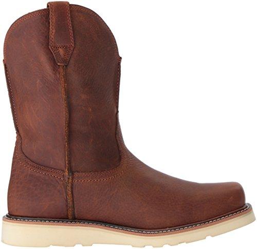 Grizzly Square Work Rambler Golden Recon Boot Men's Toe Ariat xSZP4qn8wW