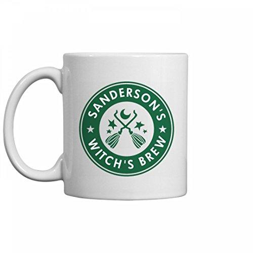 Winnie Sanderson's Witch's Brew:11oz Ceramic Coffee Mug