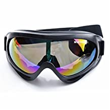 SUN Snow Googles Windproof UV400 Motorcycle Ski Goggles Eyewear Sports Protective Safety Glasses SCS14 Color