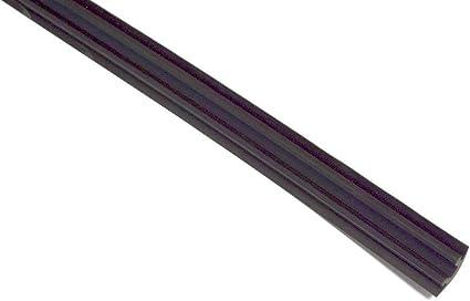 Atera Ersatzteil Original T Nut Gummilippe 1 Meter Für 10 Mm Bis 11 Mm Nutöffnungen Auto