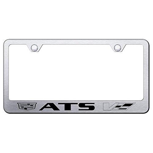 Cadillac ATS-V 2014 License Plate Frame