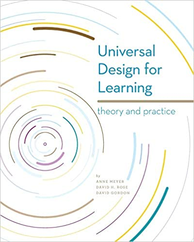 universal design for learning  Universal Design for Learning: Theory and Practice: David Gordon ...