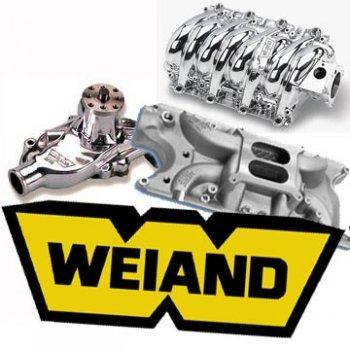 Weiand 91165 GASKET & SEAL KIT by Weiand