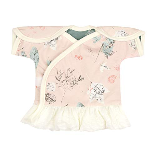 Perfectly Preemie Reversible IV-Dress - Preemie Girls - NICU-Friendly Preemie Clothes in 2 Sizes: Teeny (2-4 pounds) and Preemie (3-6 pounds) - (Sweet Surrender, - Dress Kids Reversible