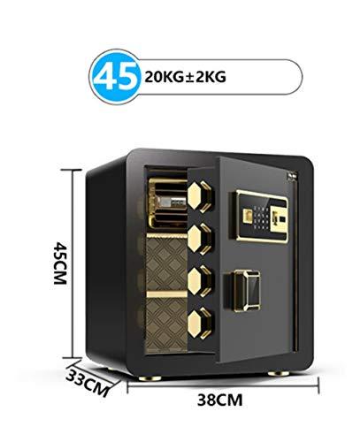 Amazon.com: Caja de seguridad digital de alta gama, caja de ...