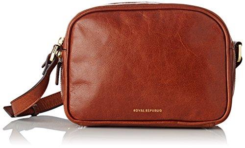 A Borse Spalla Bag Marrone Essential Royal Eve Donna cognac Republiq q7Xw6g