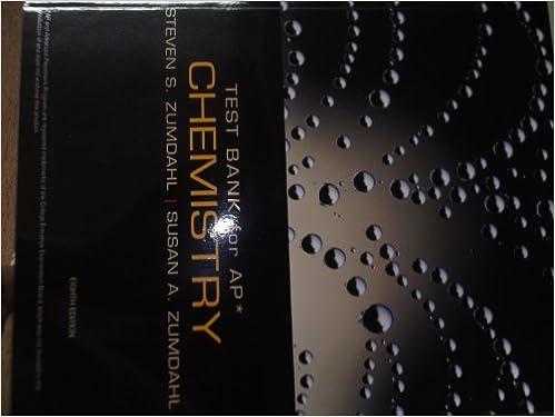 Chemistry test bank ap zumdahl 1956242589119 amazon books fandeluxe Gallery