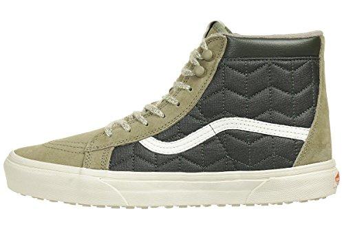 Vans U SK8-HI VKYA7ZR, Sneaker unisex adulto Multicolore