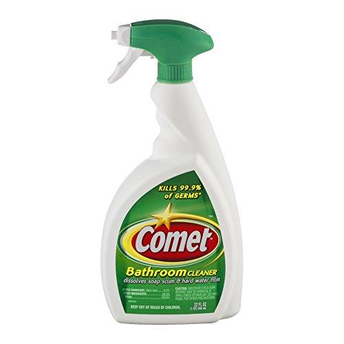 Comet Bath Cleaner Spray  32 Ounce