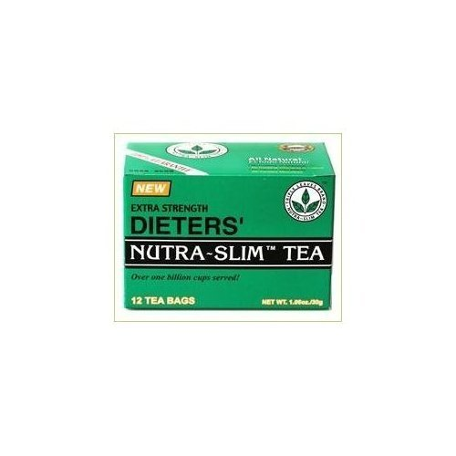 Canterbury Extra Strength Dieters' Nutra-Slim Tea Triple ...