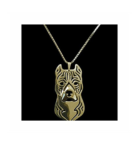 (American Staffordshire Terrier Pit Bull Necklace)
