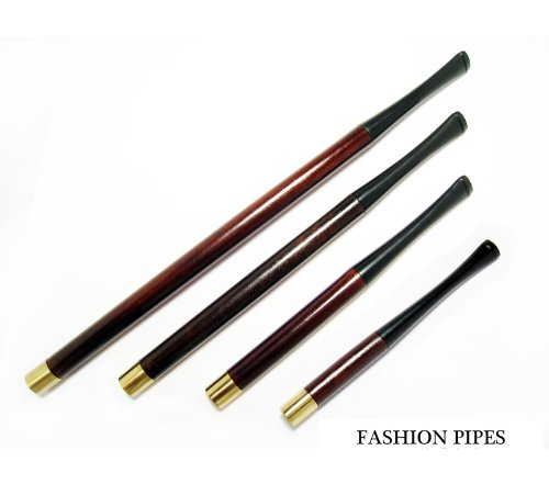 Costumes Cigarette Holders 3.9'' 5.1'' 6.7'' 8.7'' For Regular Cigarettes IV Holders Set. by Fashion Pipes