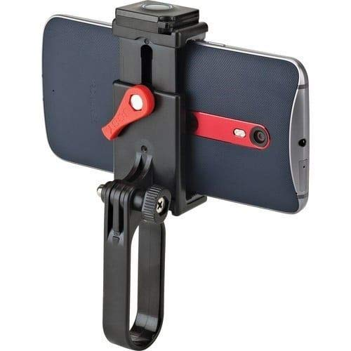 JOBY GripTight POV Kit- Image Stabilizer w/Bluetooth Remote for Apple/Android Smartphones BLACK