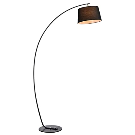 Amazon.com: YE ZI Lámpara de pie moderna fácil de poner ...
