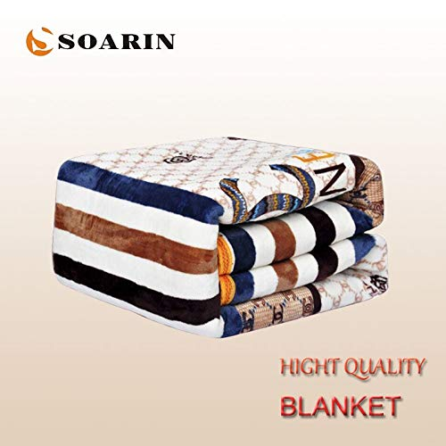 ... Heaters - Electric Blanket Single Falnnel Electric Heating Blanket 150x80 Electric Carpet Heated Blanket Mattress Manta Electrica 1 PCs: Home & Kitchen