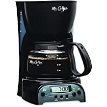 Mr. Coffee 4-Cup Programmable Coffee Maker