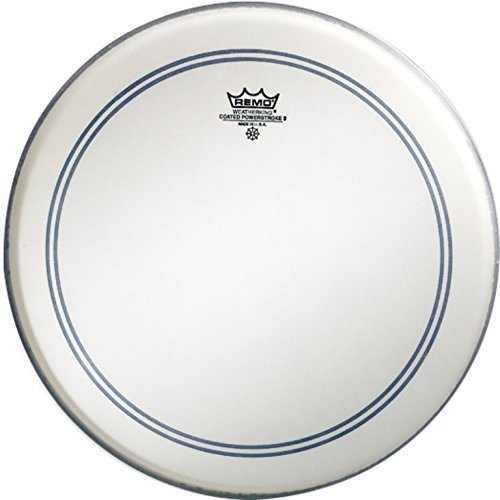 [Remo P30114-BP Coated Powerstroke 3 Drum Head (14-Inch)] (Coated Powerstroke 3 Snare)