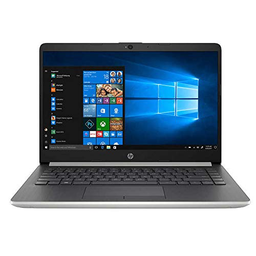 2018 Newest HP Premium High Performance Business Flagship Laptop PC 14″ HD LED-Backlit Display Intel Pentium N5000 4GB DDR4 RAM 64GB eMMC Bluetooth Office 365 Personal 1-Year Windows 10 S, Silver