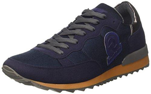 Adulte Scuro Bleu Mixte Blu Scarpa Sneakers Basses Invicta PWg0qII