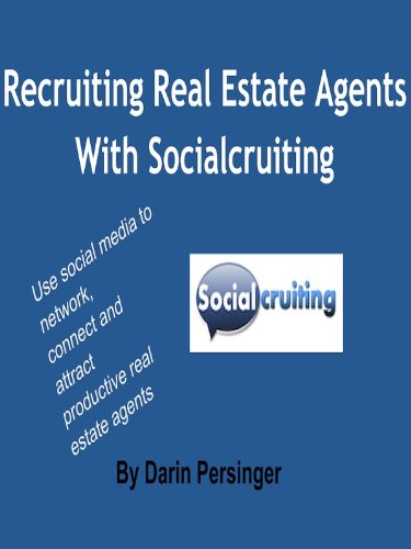 amazon com recruiting real estate agents with socialcruiting ebook
