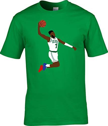 Green Boston Jaylen Pic The Dunk T-Shirt Youth (Green Gordon Pic)