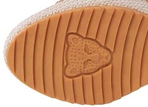 Donalworld Girl Platform Shoes Peep Fish Head High Heel Strappy Sandals Stpgold Dwmvf0WHy2