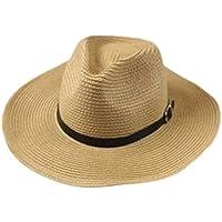 【帽子】麦わら帽子 麦わら帽 折りたたみ麦わら帽 紳士帽 ストローハット 春夏 メンズ ボーイズ/A77