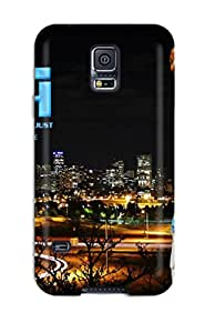 Fashionable Style Case Cover Skin For Galaxy S5- Phoenix Suns Nba Basketball (20)