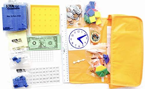 HSP Math: Individual Student Manipulative Kit Grades 3-4