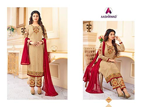 Mariage Concepteur Indien / Pakistani Partywear Brodé Salwar Kameez Qween Être